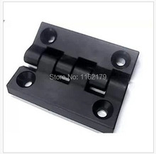 2PCS 100 * 80mm the nylon plastic hinge toilet door Letter hinge Promotions hot sale aluminum  brazil free shipping