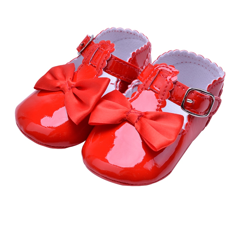 Flower Spring / Autumn Infant Baby Shoes Moccasins Newborn Girls Booties for Newborn 3 Color Available 0-18 Months 32