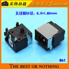 YUXI DC Power Jack for Acer Extensa 4220 4620 1.65mm for Acer Extensa 4220 510 520 540 550 320 100X(China)