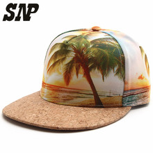 SNP print summer style men women snapback baseball caps hip hop snapback hats  caps fashion casquette boen snapback caps gorras