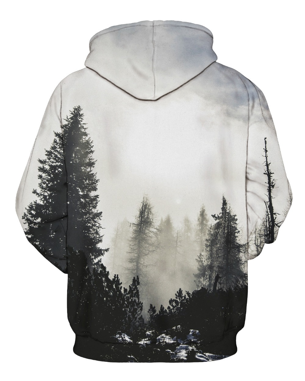 3D forest hoodies sweatshirts (2)