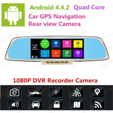 New Auto Dimming Interior Mirror Car DVR Monitor With HD 1080P DVR Camera. Special Bracket Replace Original Rearview Mirror