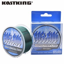 KastKing Monofilamen Fishing Line 300m 4LB-30LB Copolymer Super Strong  Nylon Fishing line for Freshwater or Saltwater