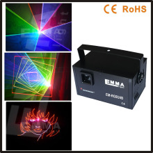 1.5w RGB laser 3D animation scanner projector ILDA DMX dance bar Xmas Party Disco DJ effect Light stage Lights Show system
