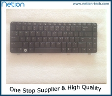 Free shipping!! New Keyboard for HP Pavilion DV2500 DV2600 dv2000 dv2100 US Black
