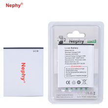 2017 New Original Nephy Brand BL219 Battery For lenovo A880 S856 A889 A890E S810T A850+ A916 2500mAh Replacement BL 219 Battery(China)