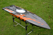 DT G26D Flame O boat 26CC Gasoline RC Boat with 26CC engine(China)