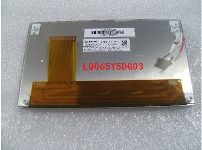 New 6.5 inch LCD screen LQ065Y5DG03 free shipping<br>