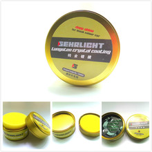For SOLIGHT SL-1E002 / tungsten gold coating genuine black car wax wax waterproof anti-fouling scratches repair CAR STYLING(China)