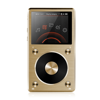 FiiO X5 2nd Gen Hi-Res Music Player, 192K/64BIT, DSD Native Support, High Power Output