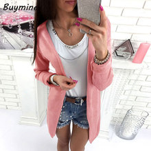 High Quality Hand Knitted Cardigan Sweater Hollow Crocheted Long Cardigan Sweaters Women Autumn Winter Outwear Casual Sweater BY