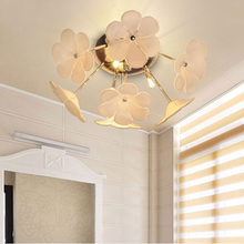 Free shipping 260mm lustre christmas lights flower chandelier 110V or 220V(China)