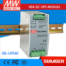 [BA]MEAN WELL DR-UPS40 3Pcs 24V 40A meanwell DR-UPS40 24V DC UPS module(China)
