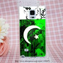 circuit board pakistan  flag Transparent Hard Case for Samsung Galaxy A3 A5 A7 A8 Note 2 3 4 5 Cover
