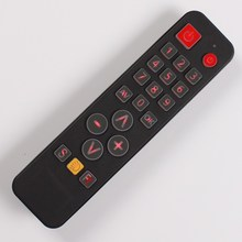 Learning Universal Remote control for TV,STB,DVD,DVB,HIFI, 21Keys big button with backlight easy use for elder(China)