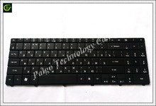 Russian keyboard for Acer Emachines E430 E628 E630 E637 E525 E625 E627 E725 E527 E727 RU Black 9Z.N2M82.00R PK1306R3A05