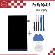 ocolor for Fly IQ4416 LCD Display Screen Perfect Repair Parts for for Fly IQ4416 Digital Accessory Free shipping(China)