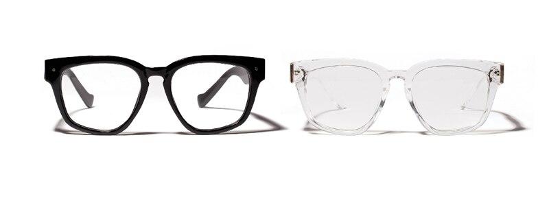 Transparent Eyeglasses For Women detail (3)