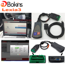 2017 Newly hot selling lexia 3 pp 2000 For citroen/peugeot Professional diagnostic tool Lexia-3