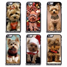 Yorkshire Yorkie dog  Cover Case for Sony Z1 Z2 Z3 E5 Z5 Compact C3 C4 C5 M2 M4 T3 X XA XZ Performance huawei P8 P9 Lite