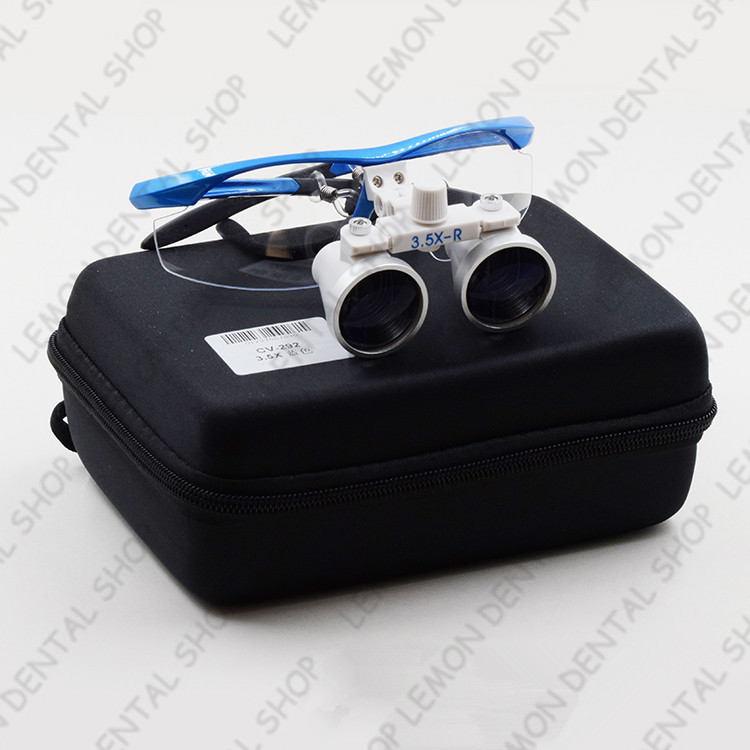 3.5x Magnification Good quality Anti-fog Dental Clinical Surgical Medical Binocular Loupes Glasses<br>