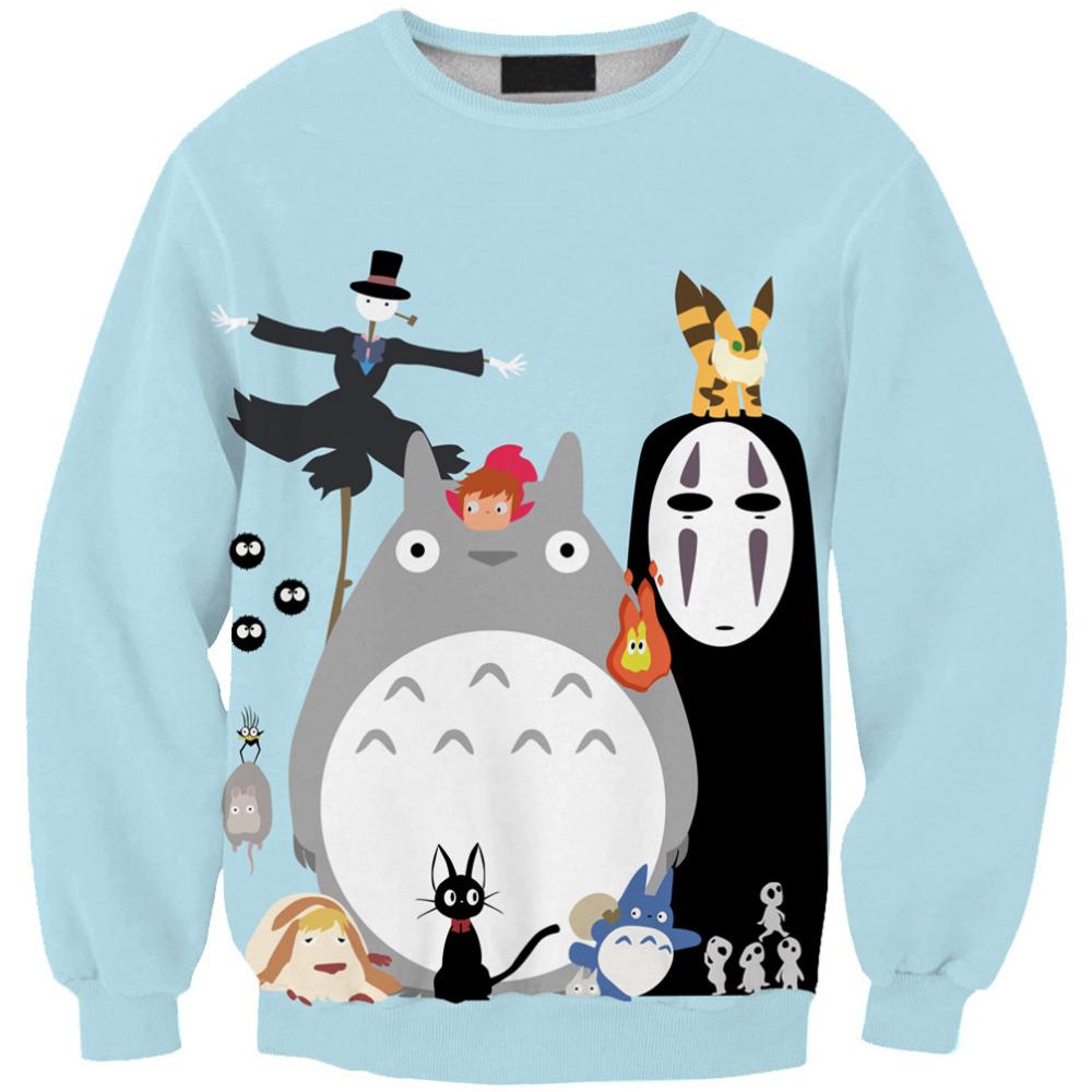 Anime Cute Totoro