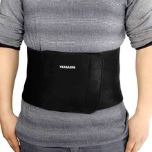 Elastic Adjustable Waist Support Brace Belt Lumbar Back Protect AB Protect Sport Exercise Train Muscle Strengthen Equipment(China)