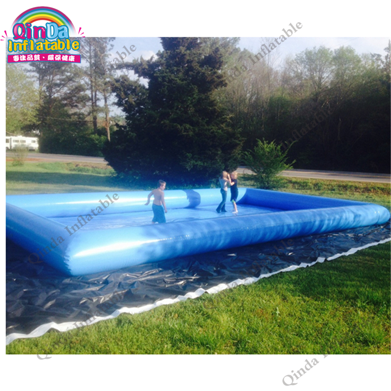 above ground inflatable swimming pool65