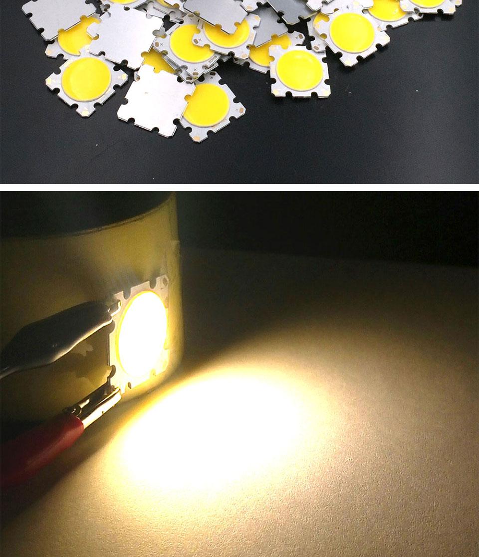 cob led 28mm square cob chip light bulb lamp 15W (8)