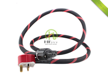 HIFIboy Hifi Audio Power Cable Power Cord with British Standard Plug AC cable line