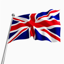 New 5x3FT Great Britain United Kingdom Union Jack Flag UK England British Banner(China)