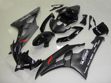 Injection Mold Motorcycle Fairing kit for YZFR6 06 07 YZF R6 2006 2007 YZF600 Fashion gloss black Fairings set+7gifts YF04