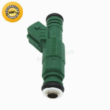 NEW! 440cc Fuel injector Valve Nozzle 0280155968 Green Giant 0280 155 968 For Audi A4 S4 TT 1.8L 1.8T For Volvo TK-FI440C968-6