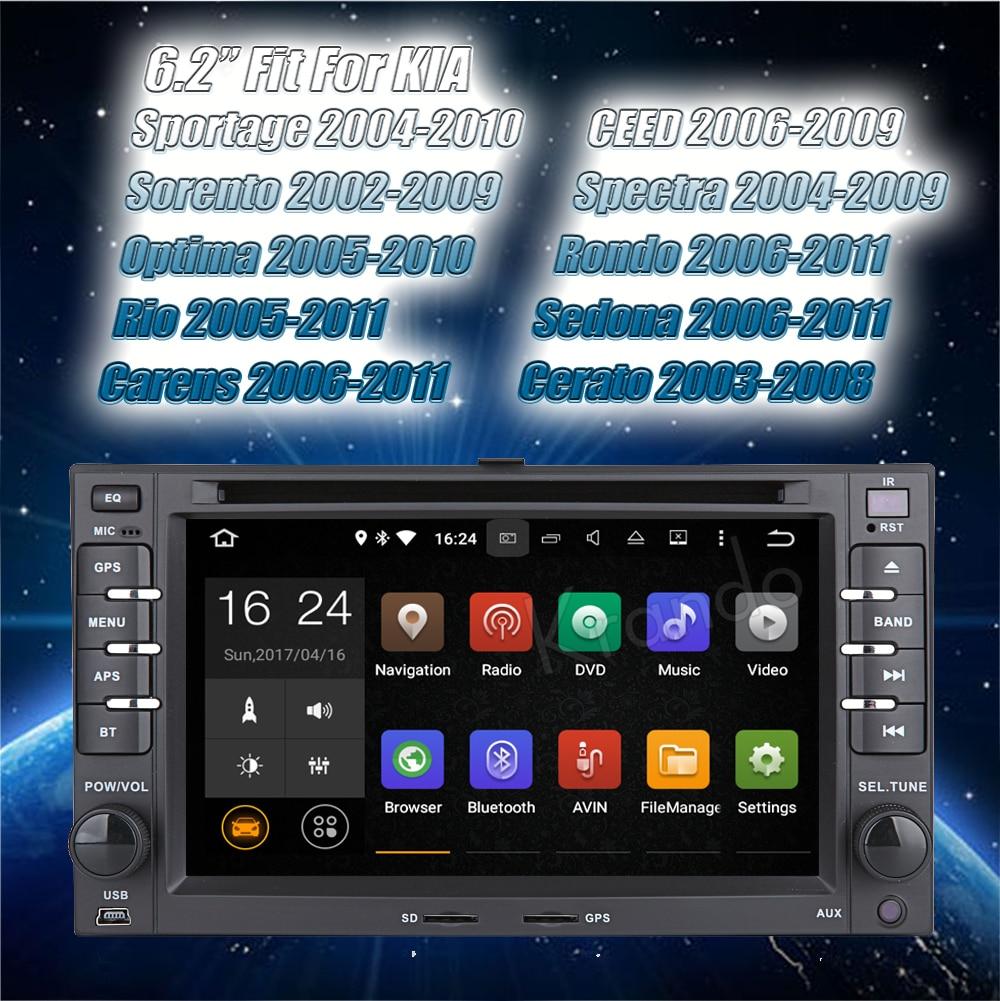 Krando kia ceed sportage Android car radio gps navigation multimedia system (6)