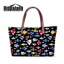 Neoprene Handbags Animal Designs for Women Large Capacity Shoulder Bags Summer Big Casual Tote Bas for Girls Fashion Beach Bag