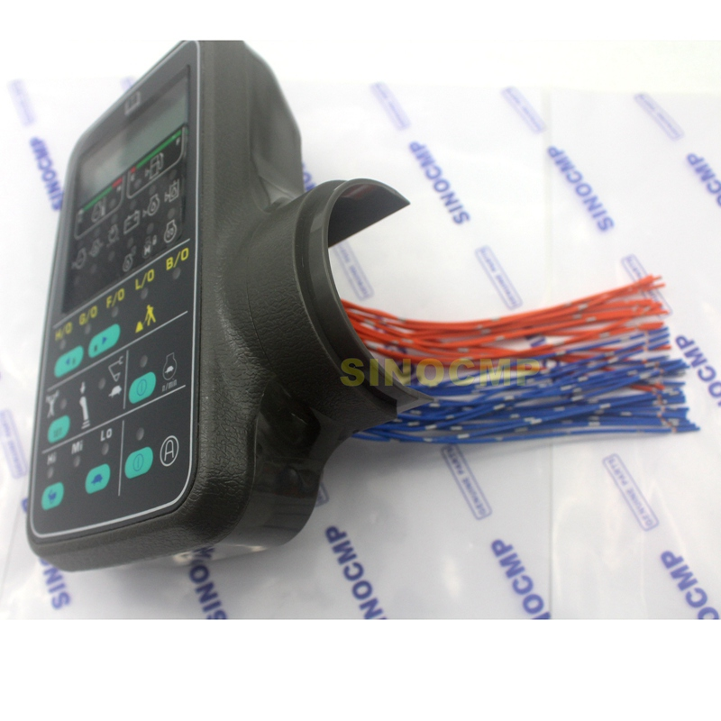 6D102 Excavator Monitor Plug Connector Monitor PC-6 (6)