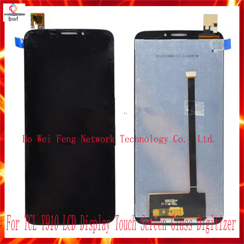 10Pcs 100% New for Alcatel One Touch Hero N3 lcd for TCL Y910 LCD Display Touch Screen Glass Digitizer Assembly Free Shipping<br><br>Aliexpress