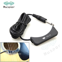 Acoustic Classical Guitar Pickup Soundhole Pickup Ceramic Pickups Free Shipping Wholesales(China)