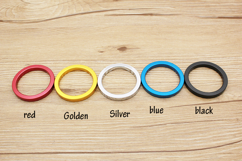 QRTA multiple Colour Space aluminum Penis Rings Cock Ring Adult Products Delay Male Masturbation Health Fun Happy Sex Toys 8