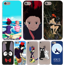Kiki'S Delivery Service Cover Case for iPhone X 10 8 7 Plus 6 6S Plus 5 5S SE 5C 4 4S Cases