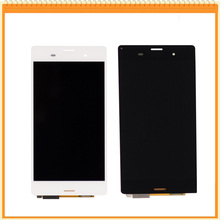For sony for xperia z3 D6603 D6643 D6653 D6633 lcd screen display with touch digitizer assembly replacement