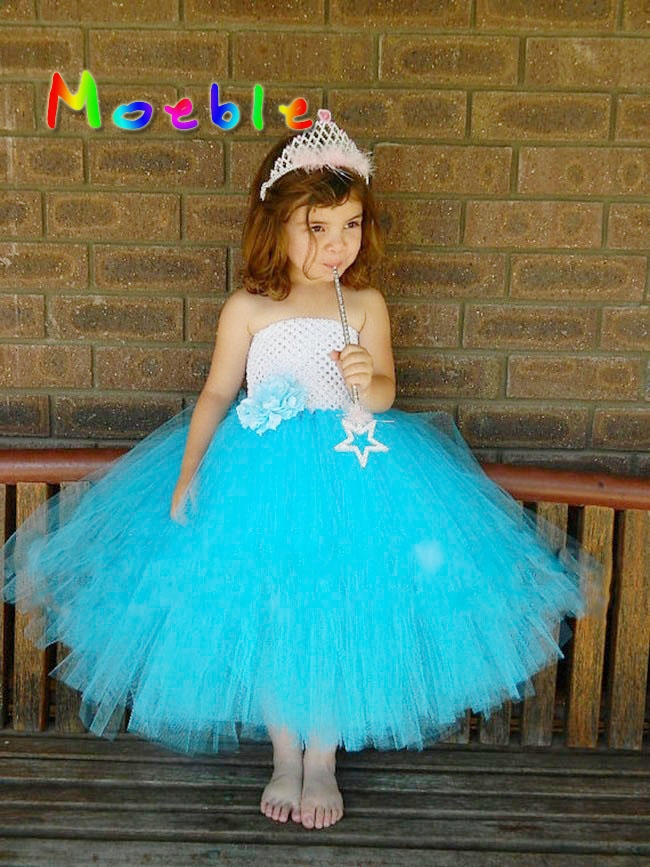 2017 New Flower Girl Tutu Dress Girl Floral Summer Dress Sleeveless Girl Tutu Dress For Wedding Birthday Girl Clothes Vestidos<br><br>Aliexpress