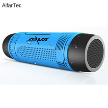 Waterproof Bluetooth Speaker Portable Outdoor Wireless Speaker With LED Flashlight Support TF FM Radio For Phones PC Xiaomi