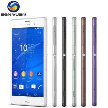"Original  Sony Xperia Z3 D6603 Mobile Phone Quad-core 3G & 4G WIFI GPS  5.2""  20.7MP  16G ROM 3G RAM  Z3 Cell Phone"