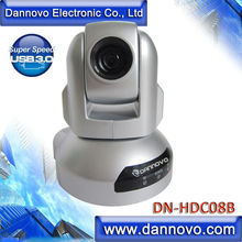 Free Shipping DANNOVO 1080P USB3.0 Video Conference Camera,10x Optical Zoom, Support MAC OS,Skype,Lync(DN-HDC08B)(China)