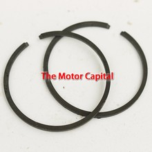 2pairs New 40mm Piston Ring Kit Fit 49cc 50cc Mini Pocket Motorized Bicycle Bike free shipping