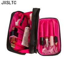 Small Package Cosmetic Bag Female Health Personal Travel bag Professional Makeup Brush Organizer Necessities Cosmetic Case