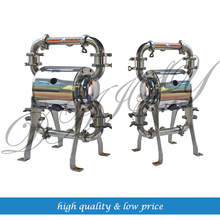 19mm Import and Export Health Food Grade Stainless Steel 304/316 Pneumatic Diaphragm Pump