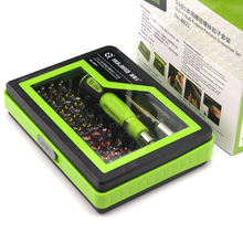 53 In 1 Hand Tools Repair Kit  Set In Box For Cell Phones Laptop Steel Multi Tool Set Precision Screwdrivers Combination