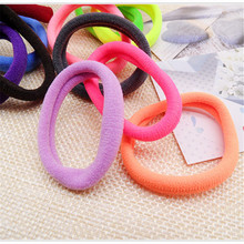 New Style Colorful Random Baby Hair Accessories Good Elastic Children Hair Band rope Kid Headdress acessories Gum for hair ties